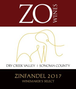2017 Winemaker's Select Zinfandel