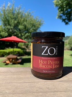 Zo Wines Hot Pepper Bacon Jam