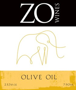 2017 Estate Olive Oil 750ml
