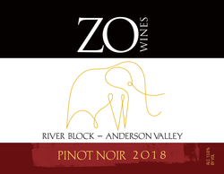 2018 Pinot Noir - River Block