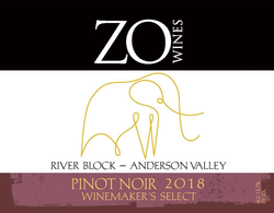 2018 Pinot Noir - Winemaker's Select